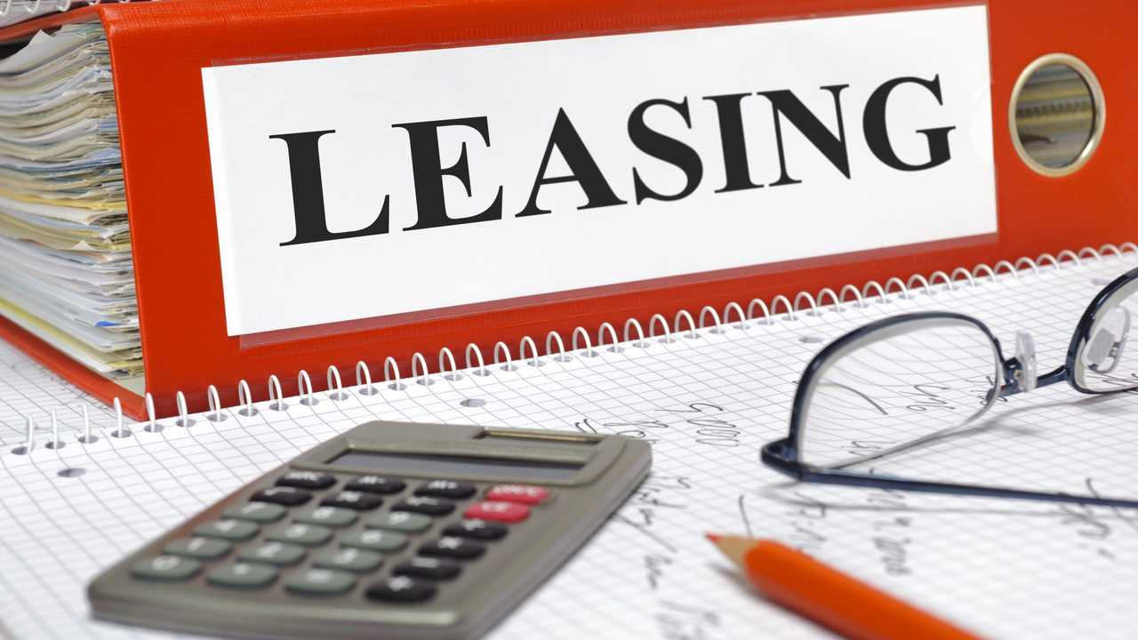 Financial lease boekhouding